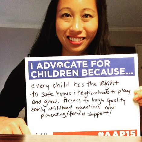 Advocate for kids AAP15
